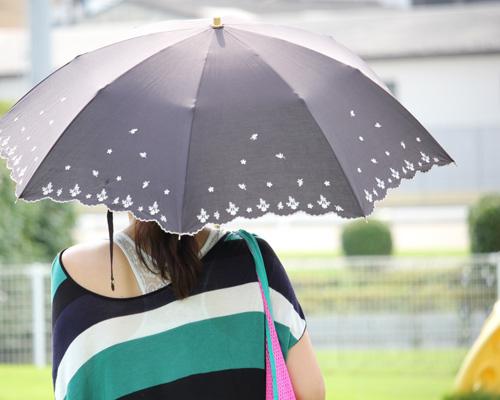 紫外線対策/日傘
