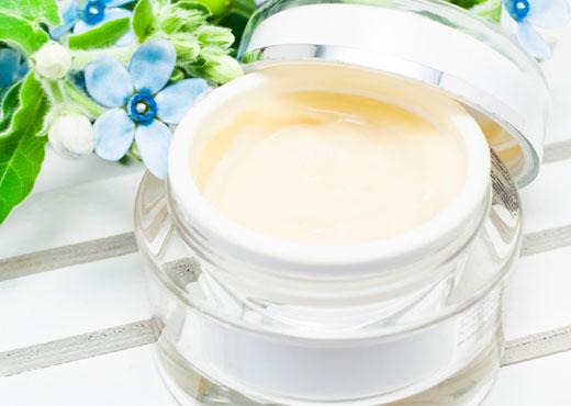 基礎化粧品の保管